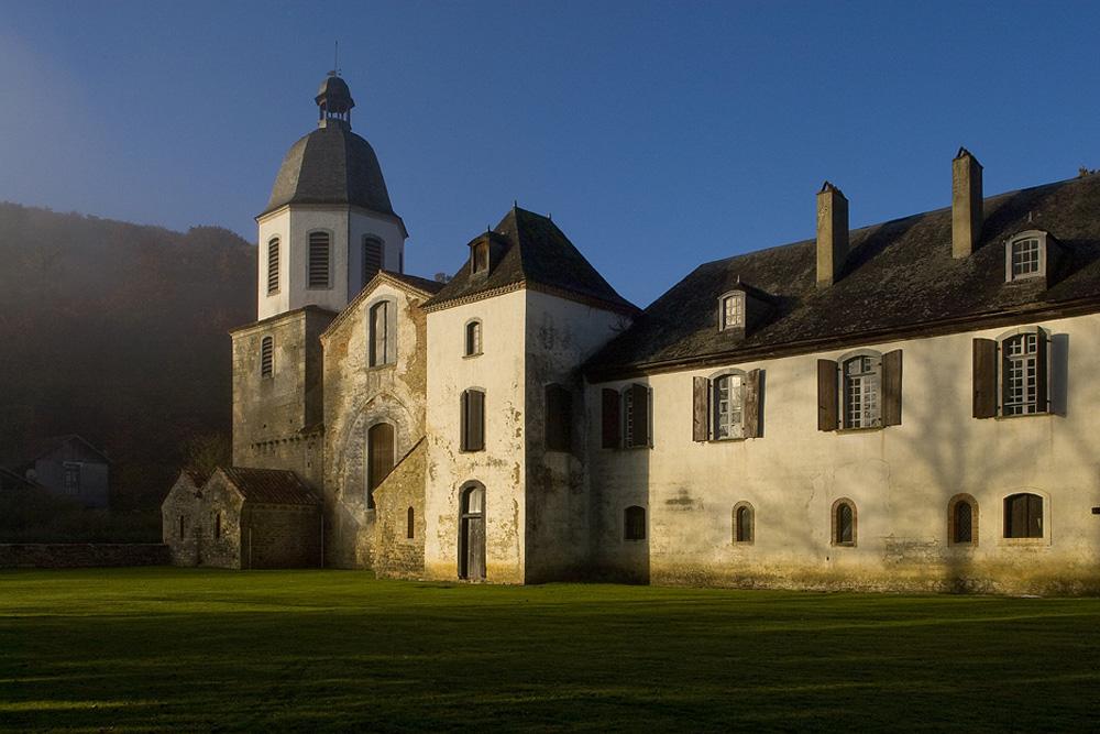 Abbaye Escaladieu Parcs et jardins