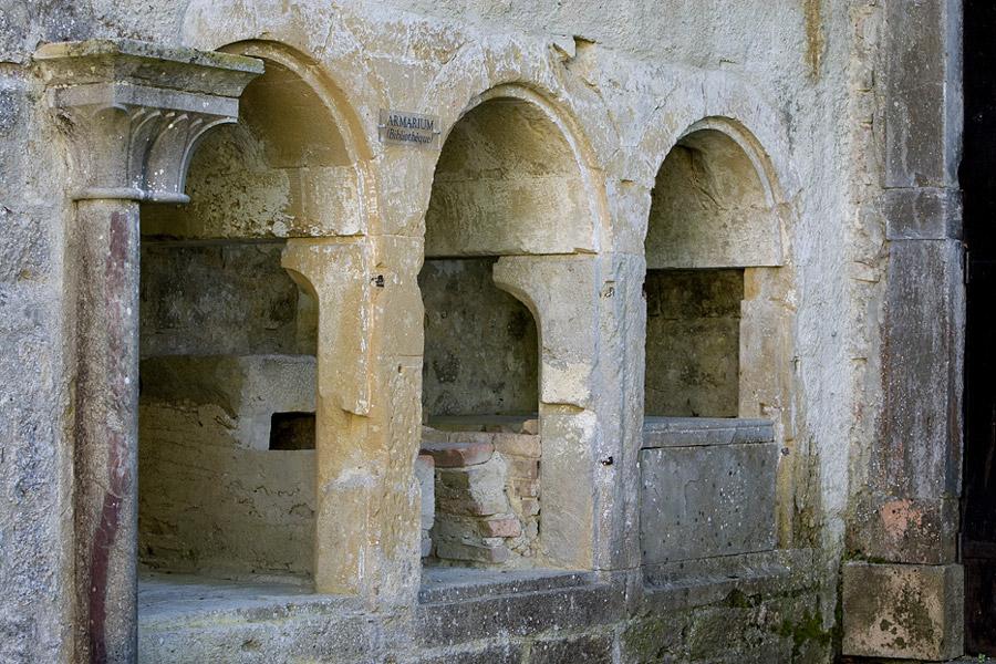 Armarium - Abbaye de l'Escaladieu