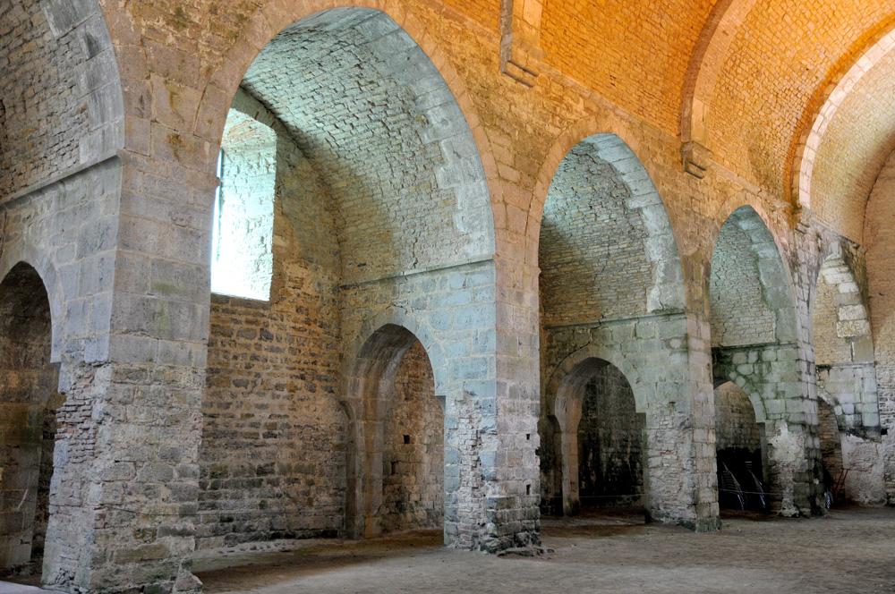 Abbaye Escaladieu Abbatiale