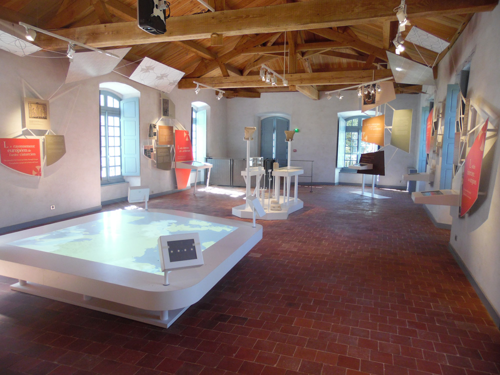 Abbaye Escaladieu Espace Multimedia