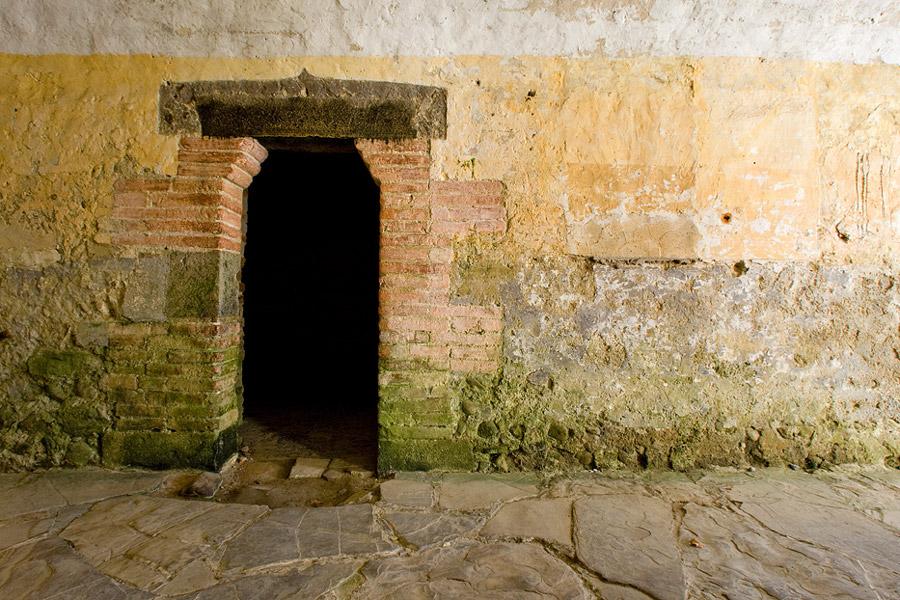 parloir - Abbaye de l'Escaladieu